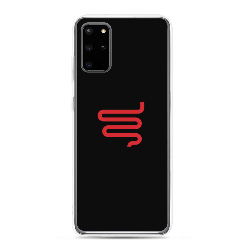 Sickick Logo (red) Samsung Case - Sickickmusic