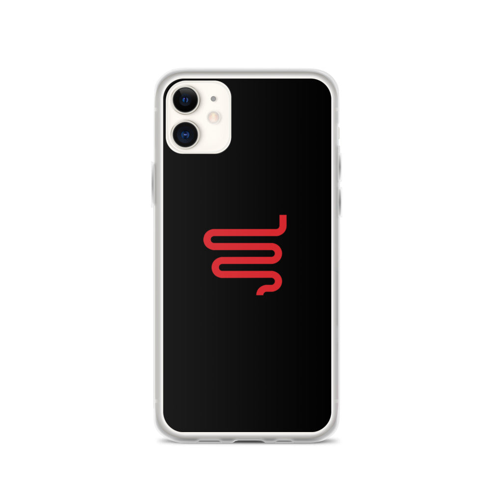 Sickick Logo (red) iPhone Case - Sickickmusic