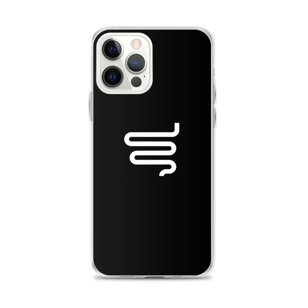 Sickick Logo (white) iPhone Case - Sickickmusic