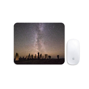 Callanish and the Milky way Mousemat