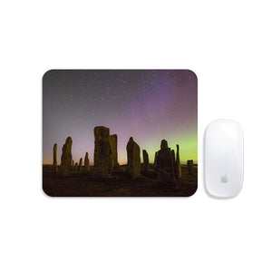 Callanish, Zodiacal Light and Aurora Mousemat