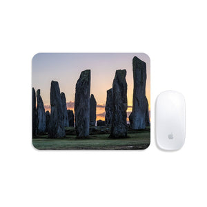 Callanish Sunrise Mousemat