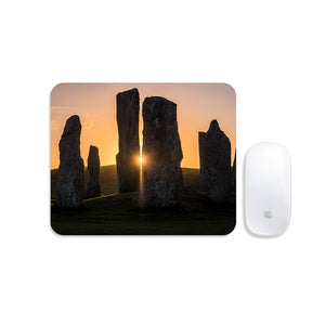 Callanish Sunset Mousemat