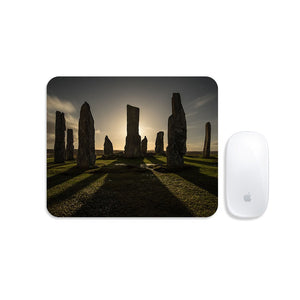 Callanish Moonlight & Shadows Mousemat