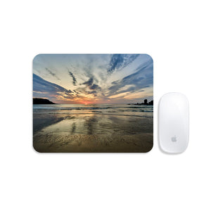 Dalmore Beach Sunset Mousemat