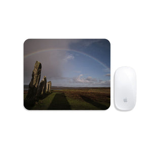 Callanish and Moonbow Mousemat