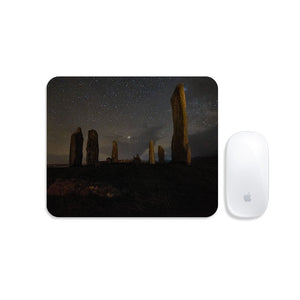 Callanish at Samhain Mousemat