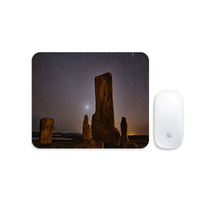 Callanish Standing Stones and Venus Mousemat