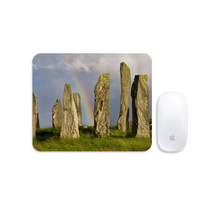 Callanish and Rainbow Mousemat