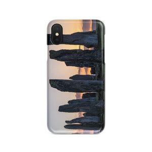 Callanish Sunrise Phone Case