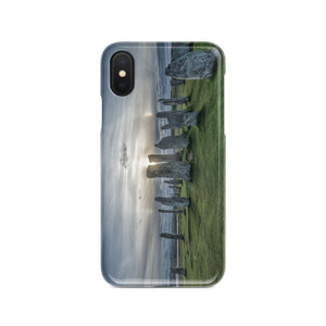 Callanish and Sundogs Phone Case