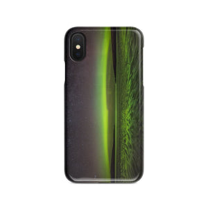 Shawbost Shore Aurora Phone Case