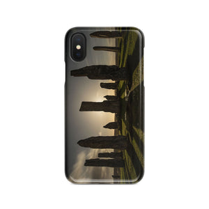 Callanish Moonlight & Shadows Phone Case
