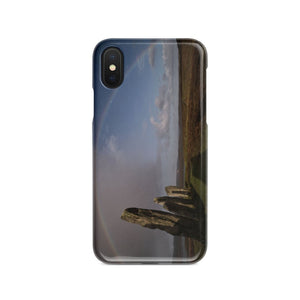 Callanish and Moonbow Phone Case