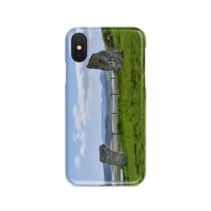 Callanish and Cailleach na Monteach Phone Case
