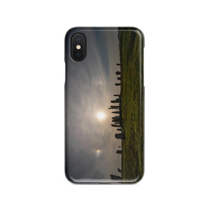 Callanish, Moon Halo and Moon Dogs Phone Case