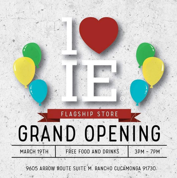 Flagship Store Grand Opening Celebration