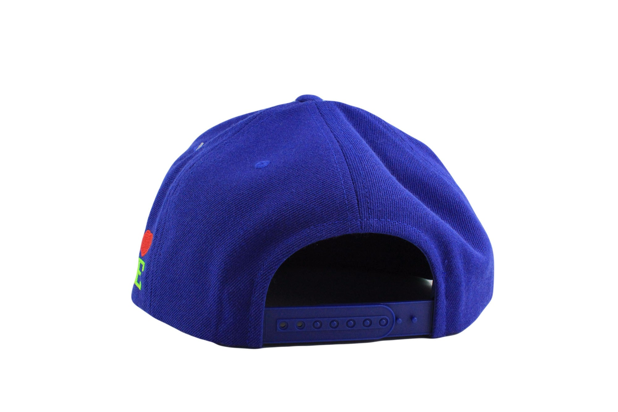 1LoveIE Snapback (Royal Blue / Sea Green)