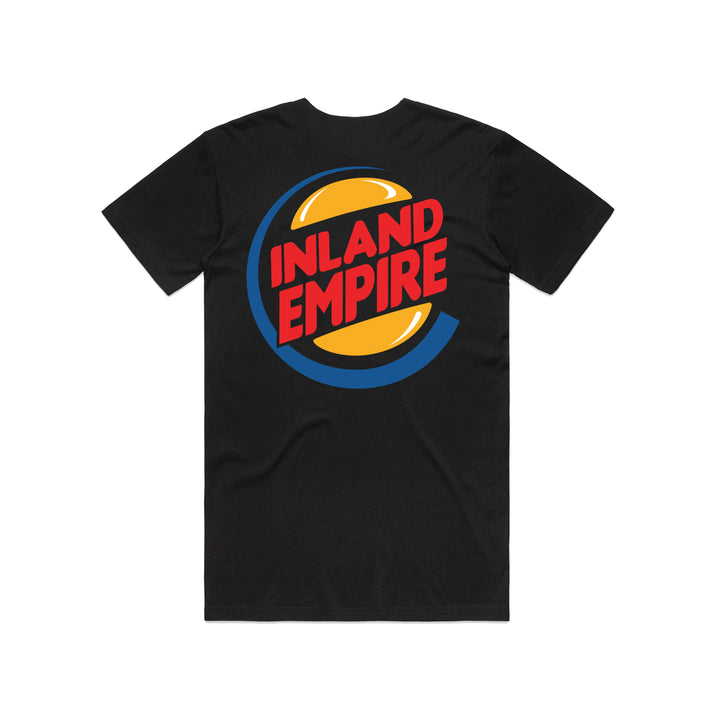 Land Of Kings T-Shirt Black