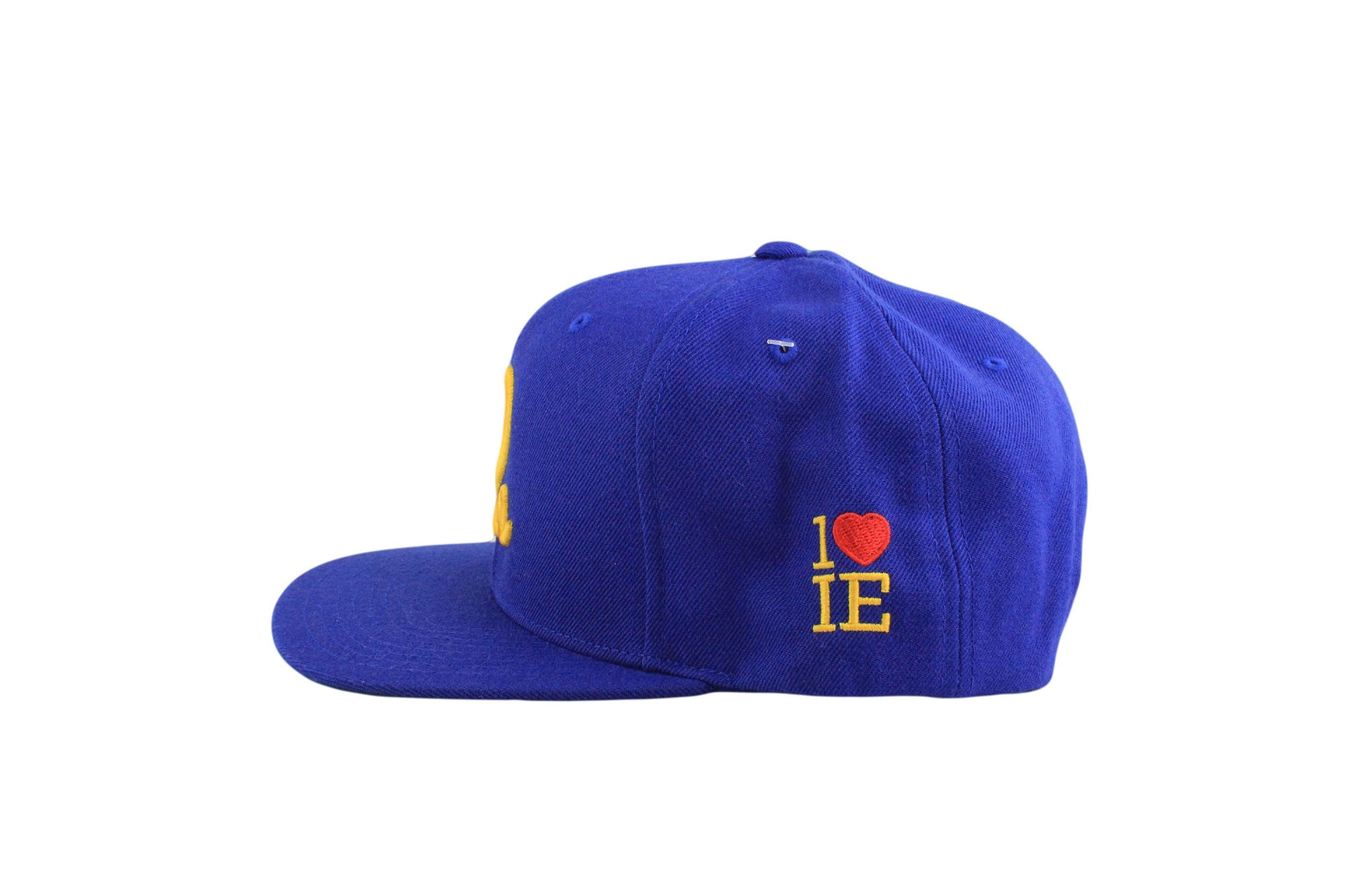 1LoveIE Snapback (Royal Blue /Yellow Gold )