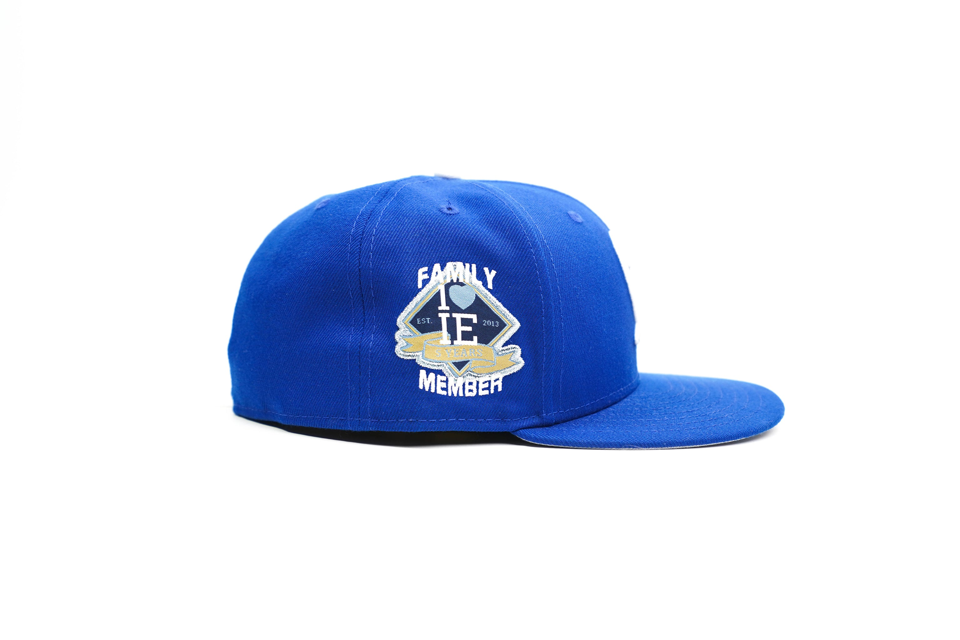 Limited Royal & White 1LoveIE New Era 59FIFTY Fitted Cap
