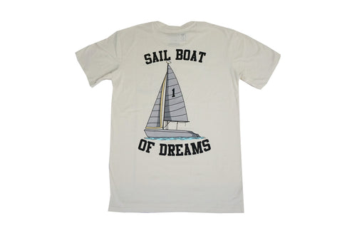 Sail Boat Of Dreams