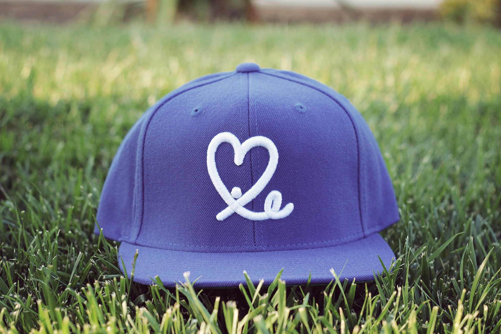 1LoveIE Snapback (Royal Blue /White)