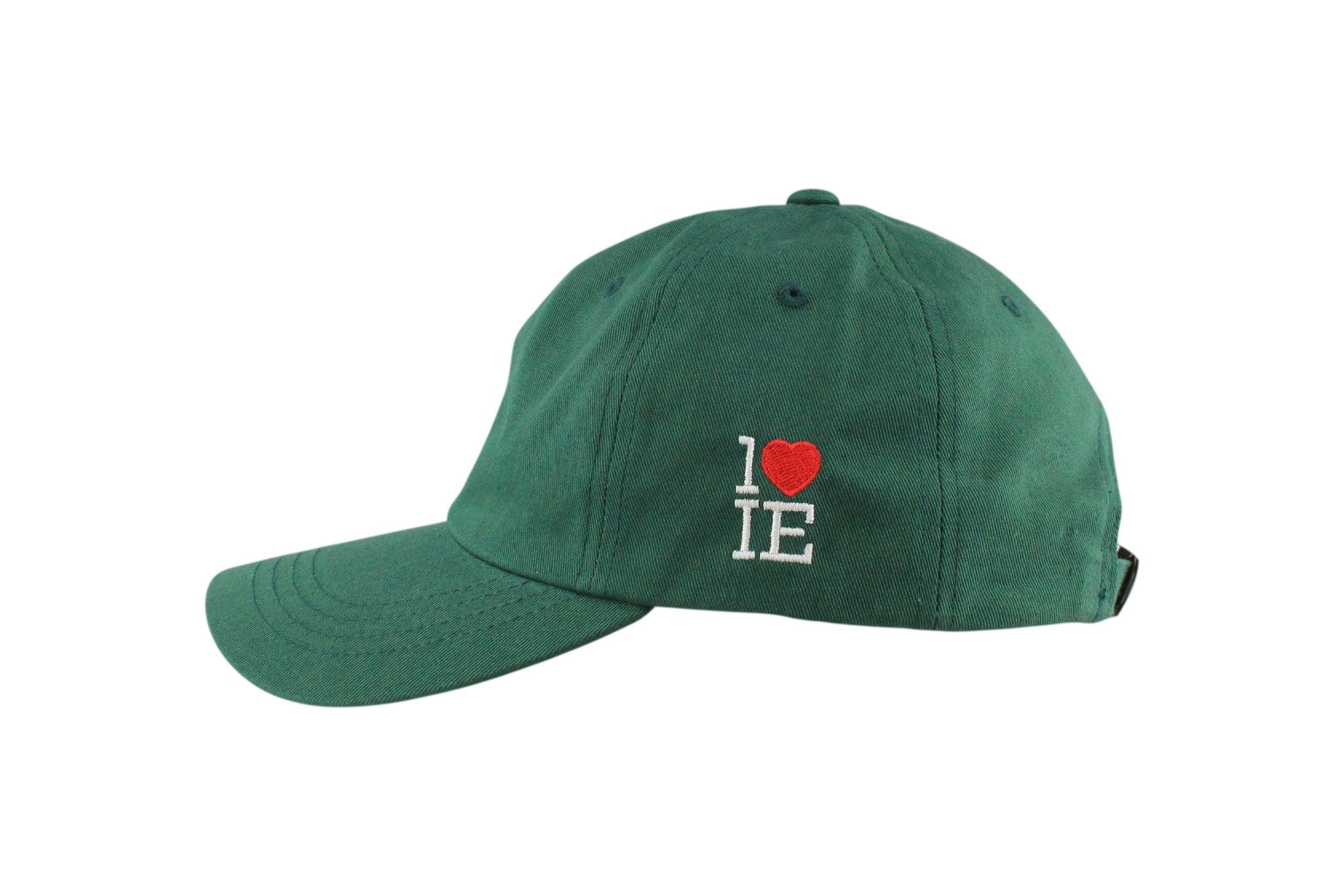 6adc5e75843 Sail Boat Signature Dad Hat (Delicate Green   Red) – 1LoveIE