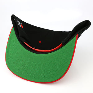 1LoveIE Snapback Two Tone (Black/Red)