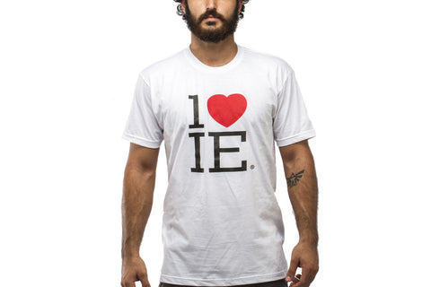 Love Over Hate T-Shirt Black