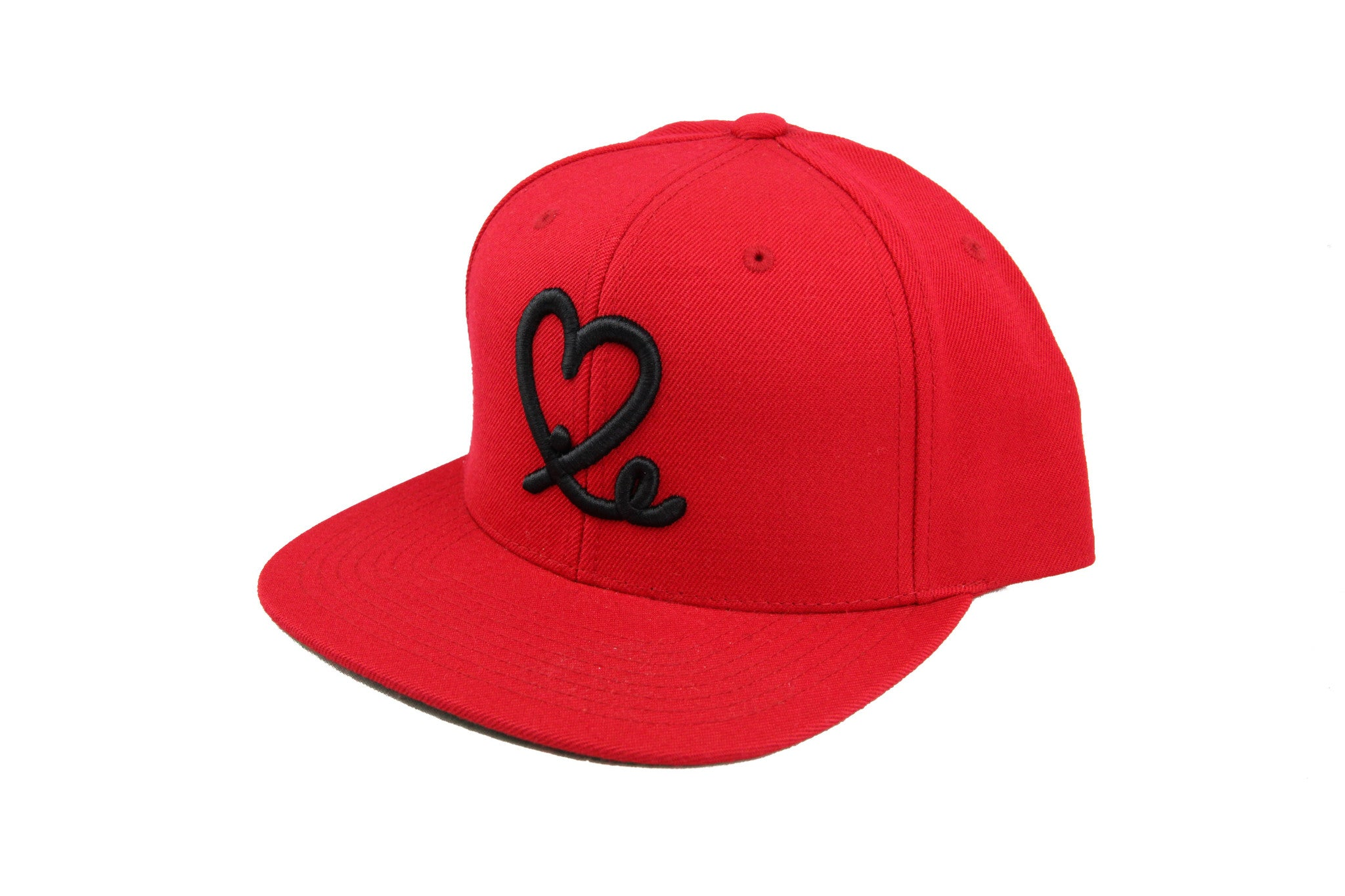 f32b6a09789 1LoveIE Snapback (Red  Black)