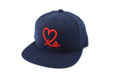 1LoveIE Sun Visor (Red/White)