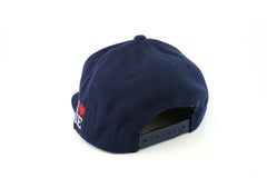 1LoveIE Snapback (Navy Blue /Red)