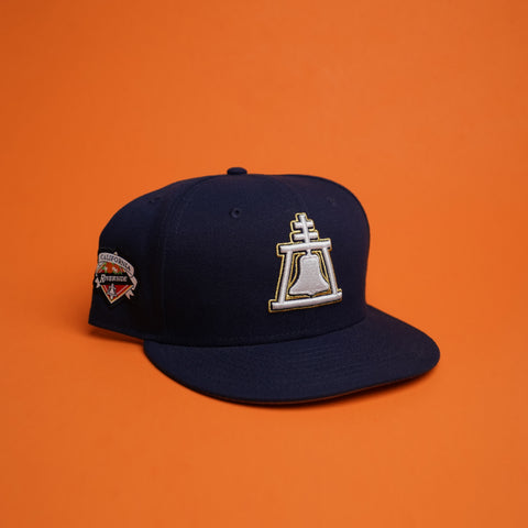 Limited Navy & White 1LoveIE Raincross New Era 59FIFTY Fitted Cap