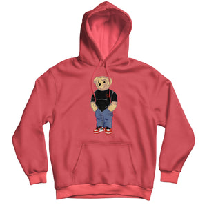 Jasper The Bear Pullover (Fruit Punch)