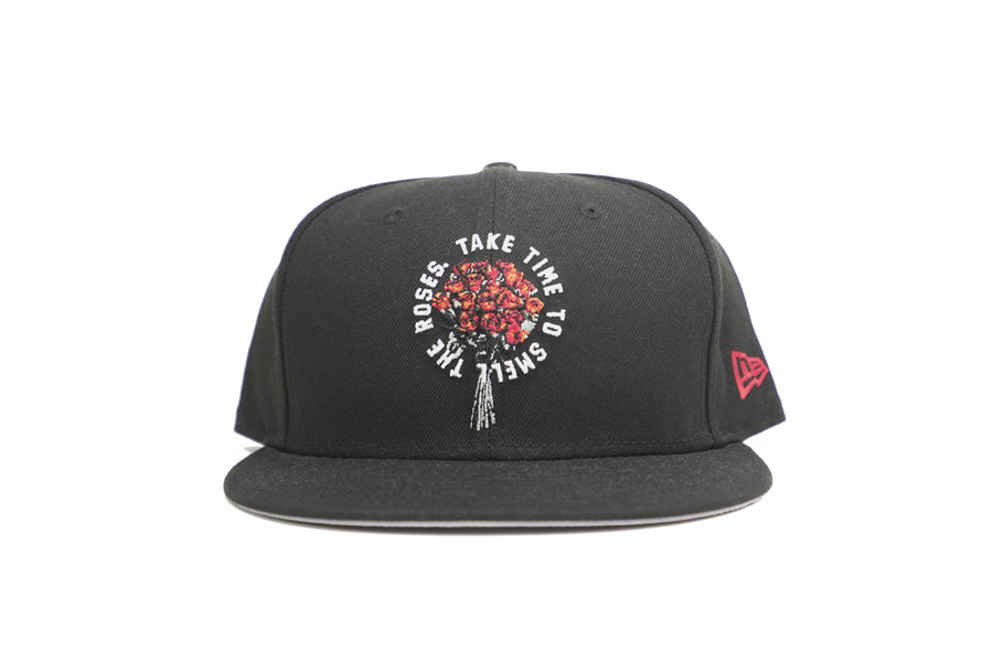 Take Time To Smell The Roses New Era 59FIFTY Fitted Cap