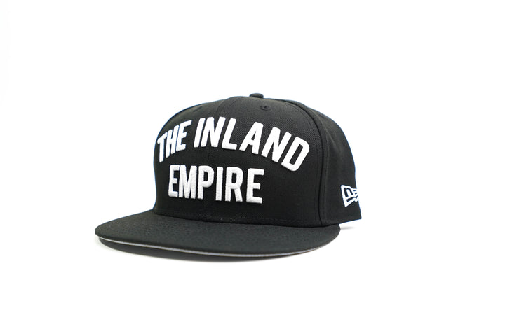 "Limited Black 1LoveIE ""The Inland Empire"" New Era 59Fifty Fitted Hat"