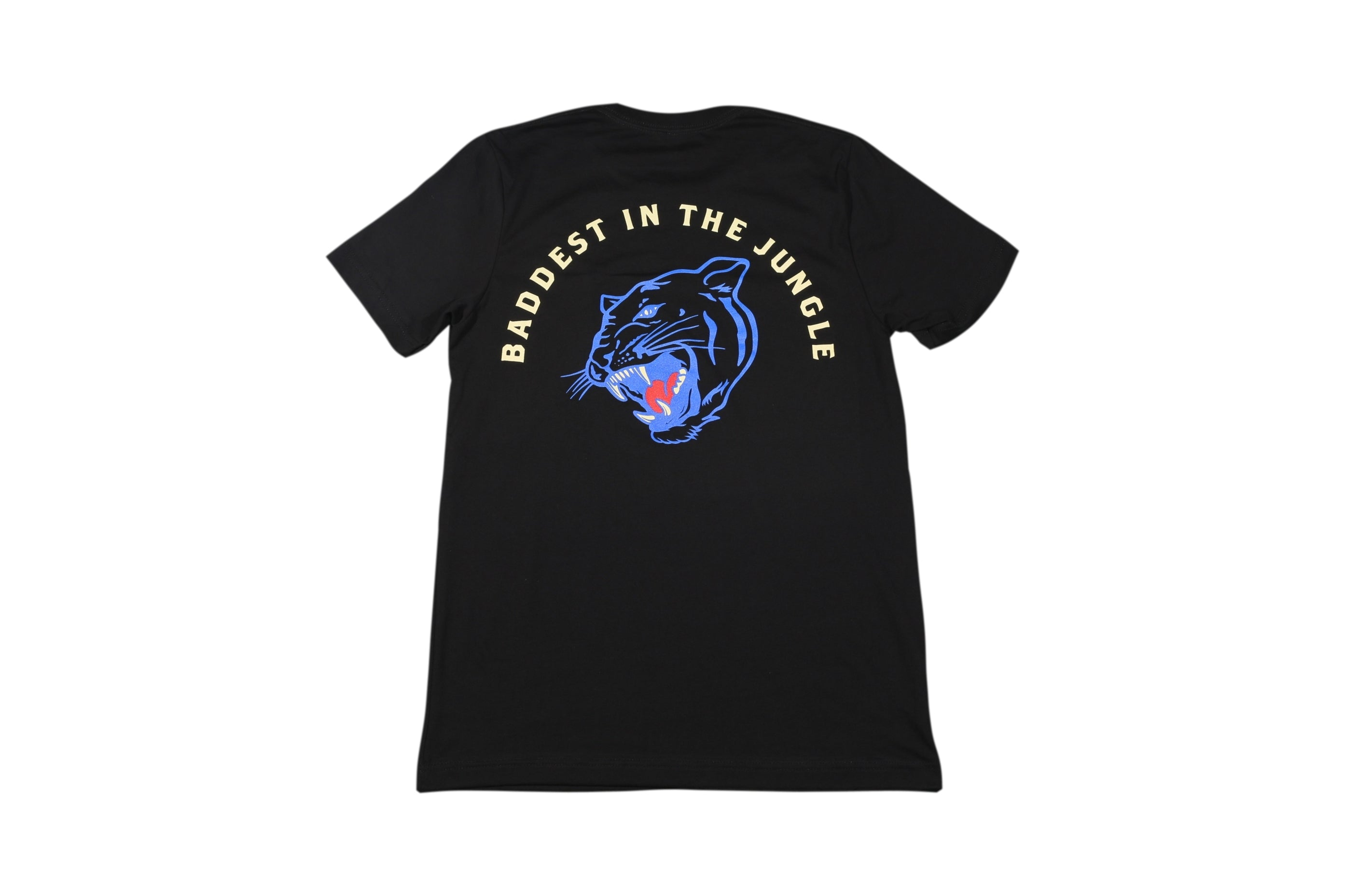 Baddest In The Jungle Shirt (Black)