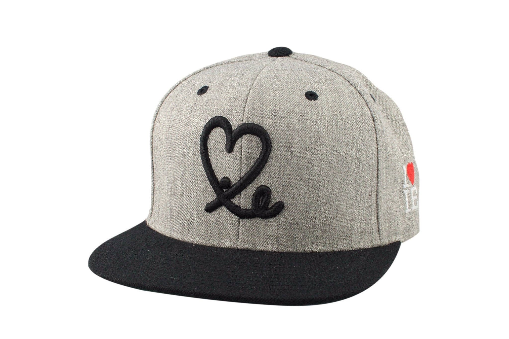 1LoveIE Snapback (Wool/Black)