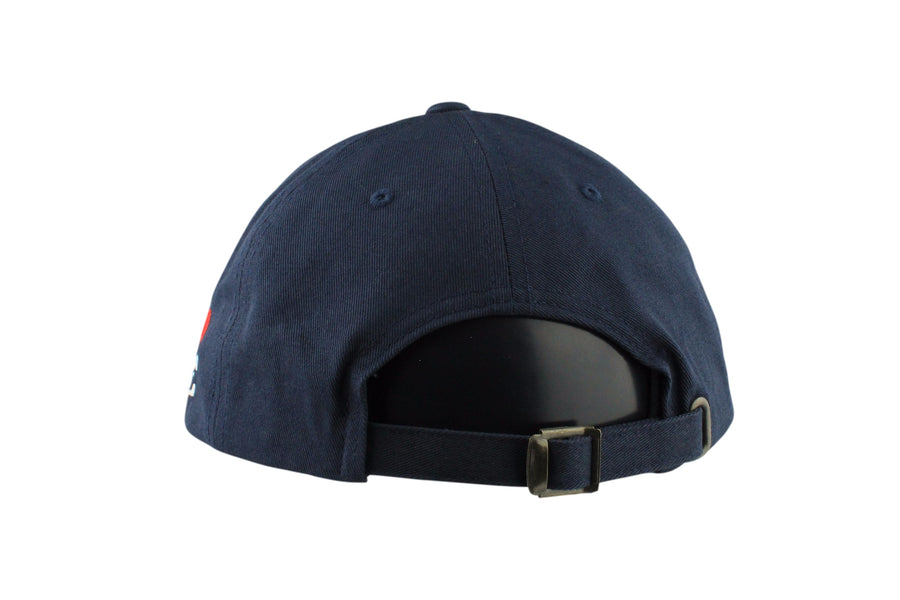 1LoveIE Signature Dad Hat (Navy / Red)