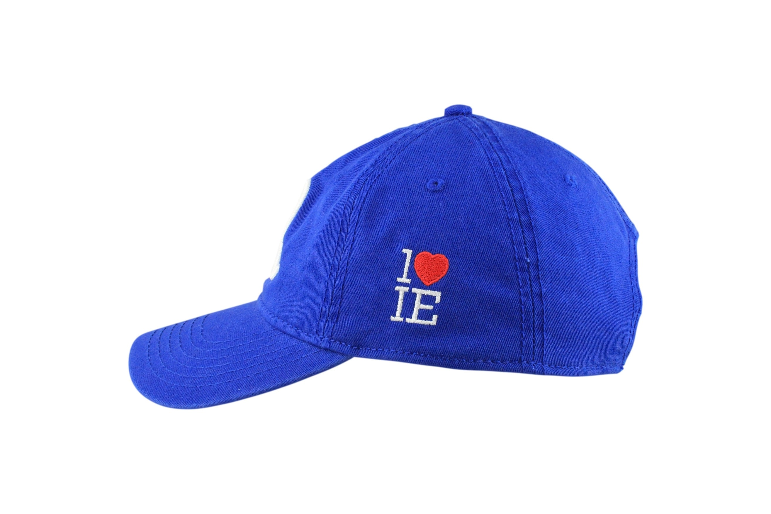 b4f93ce896d 1LoveIE Signature Dad Hat (Royal White)