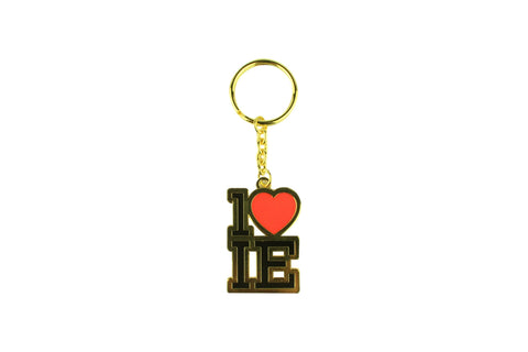 1LoveIE Keychain (Black)