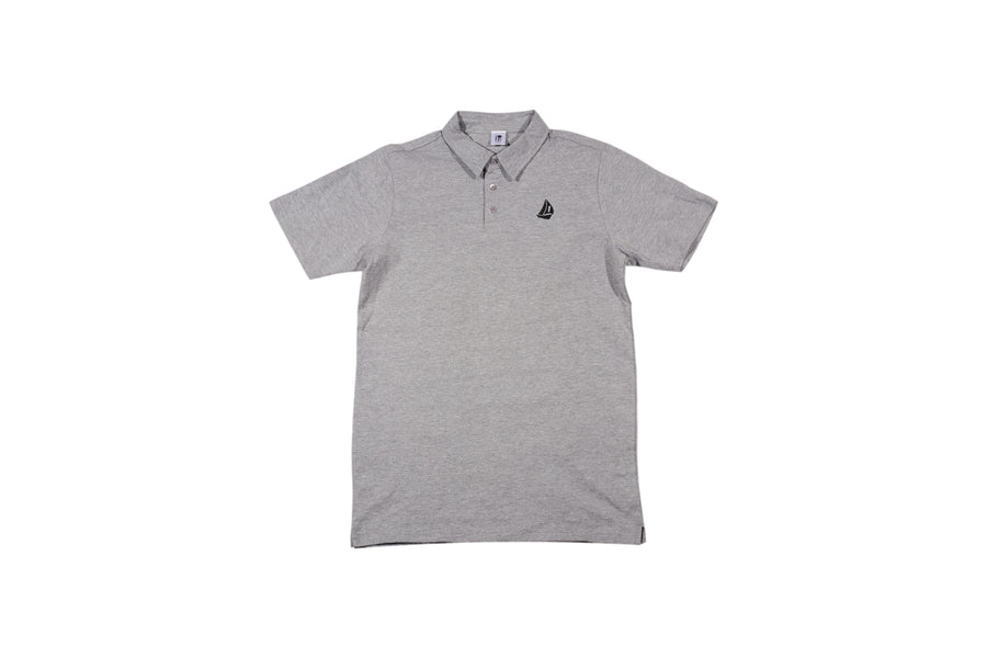 "1LoveIE Regular Fit ""Sailboat Of Dreams"" Polo"