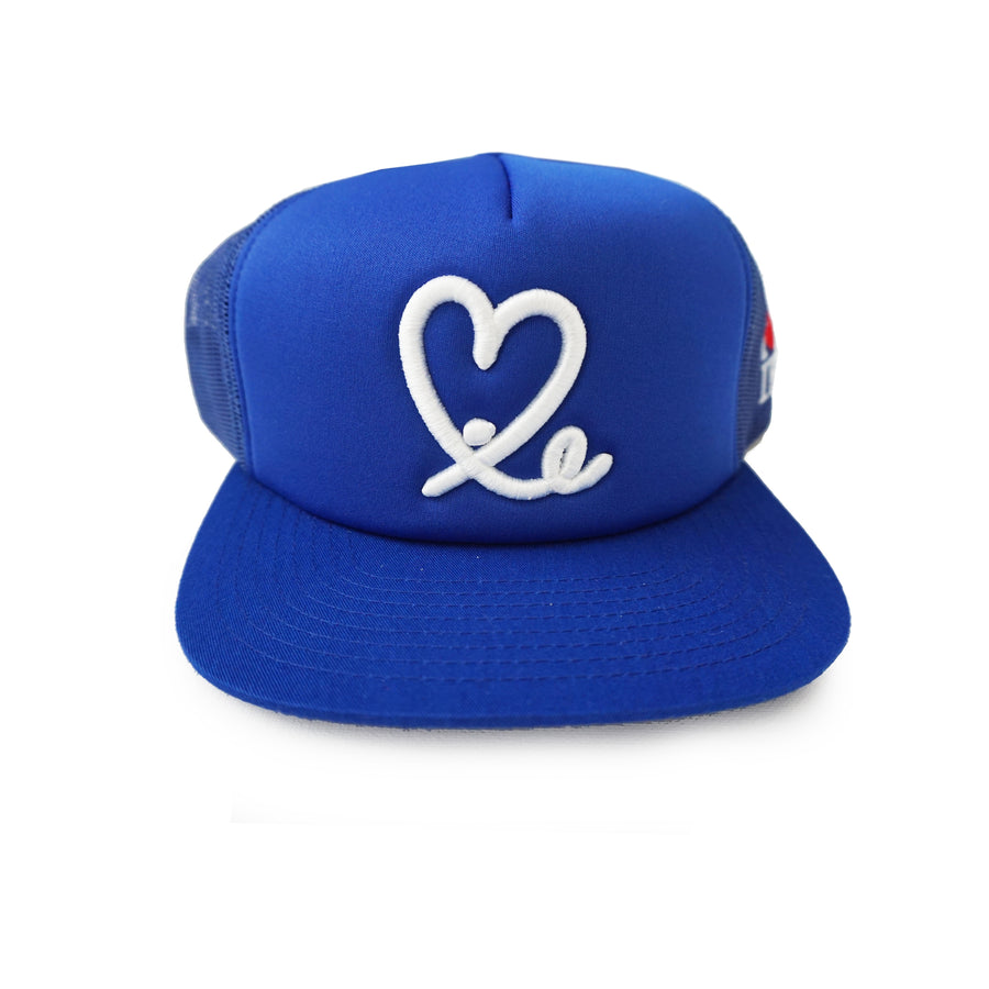 1LoveIE  Foam Trucker Snapback