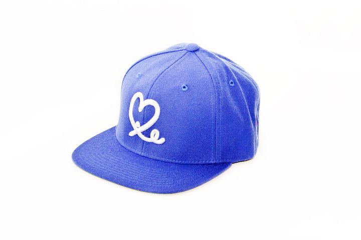 Kids 1LoveIE Snap Back (Royal Blue /White)
