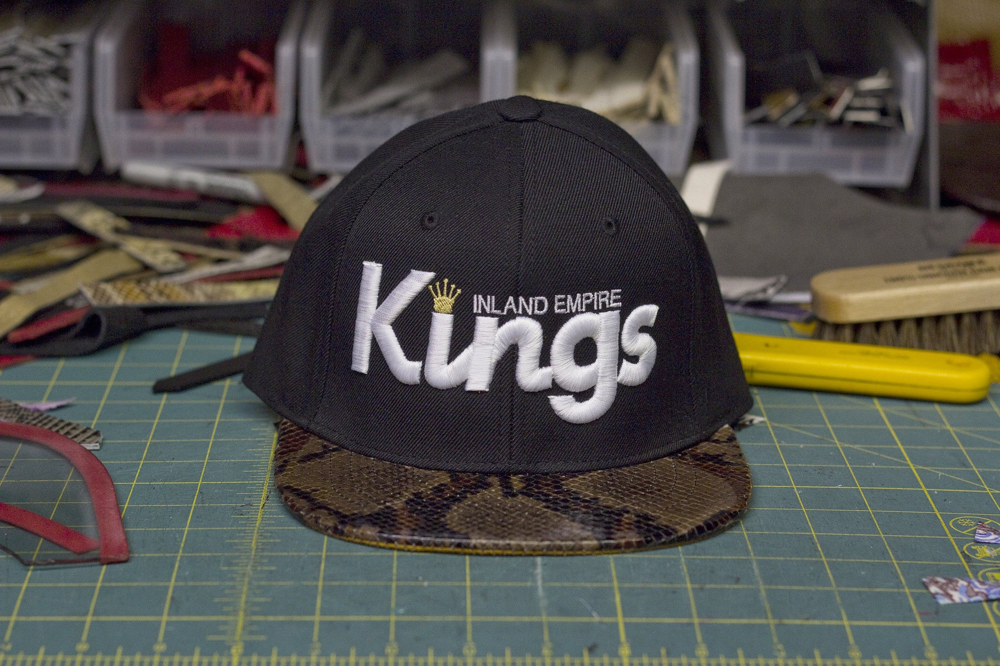 Limited Black Inland Empire Kings Python