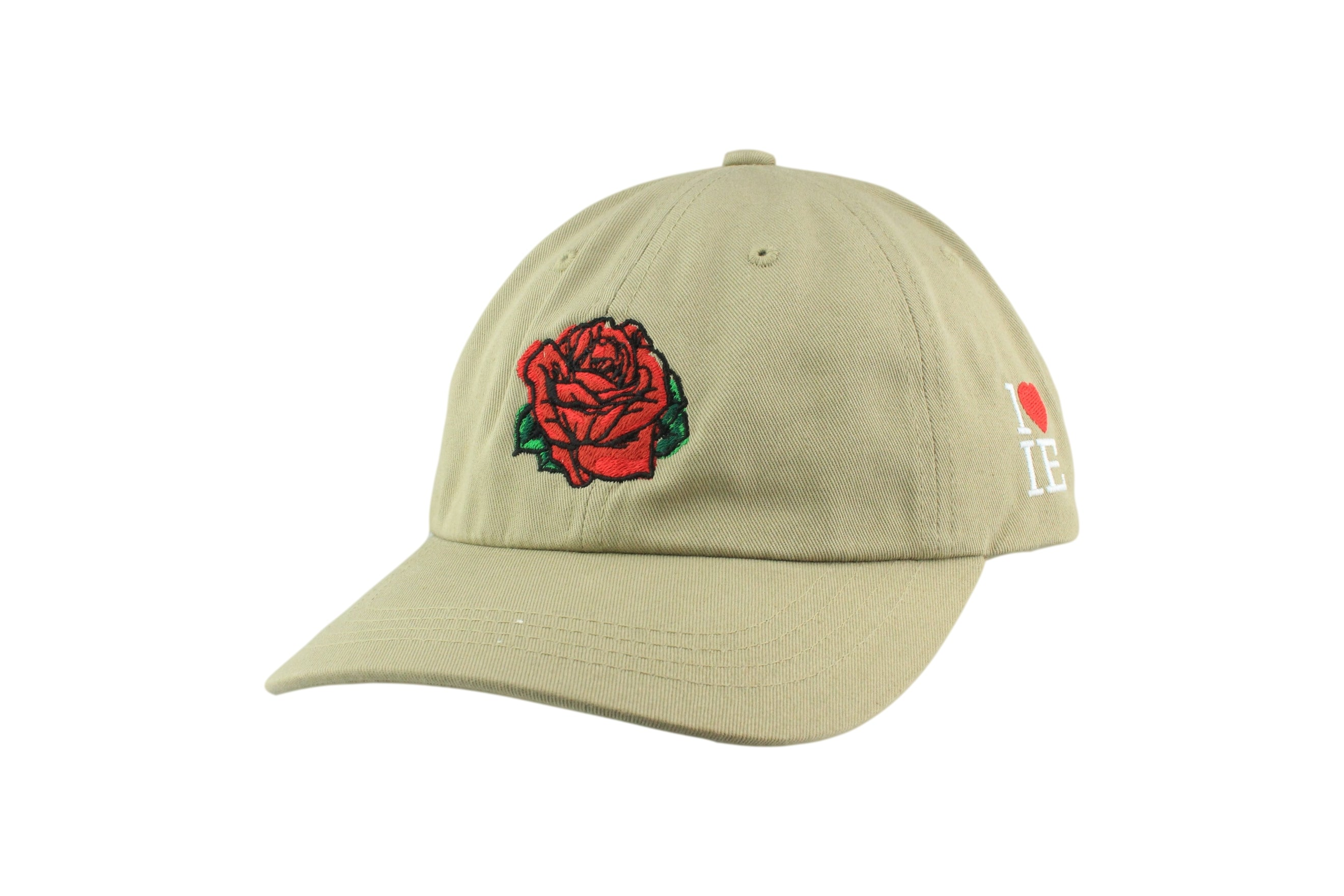 Big Rose Dad Hat