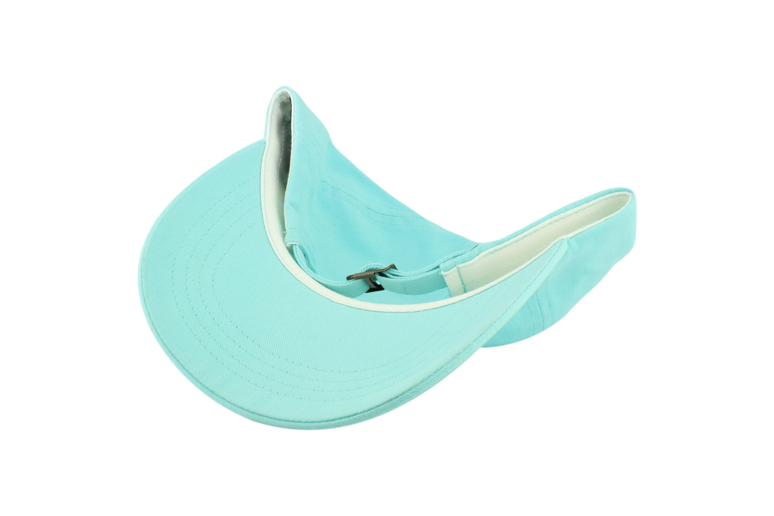 873ef3fb544 1LoveIE Signature Dad Hat (Teal White)