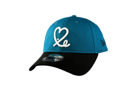 68c08415c90 Limited Shark Teal   Black 1LoveIE 9Twenty Dad Cap