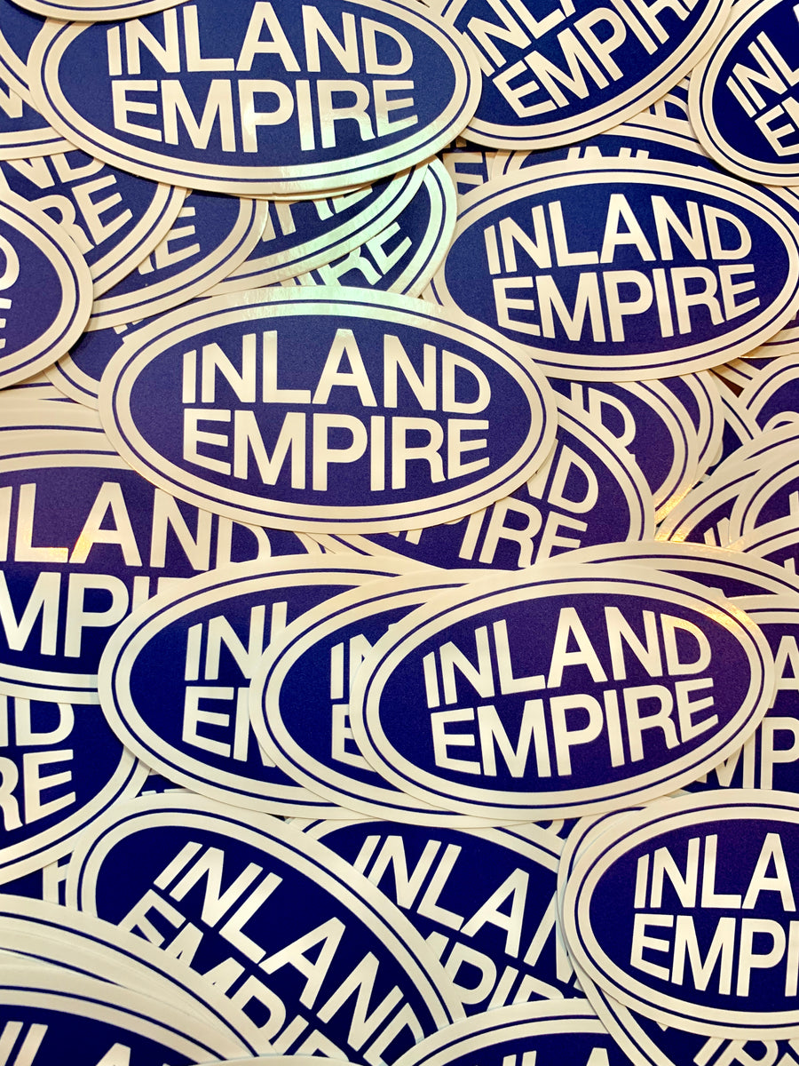 Inland Empire Tools 4Inch Decal Sticker